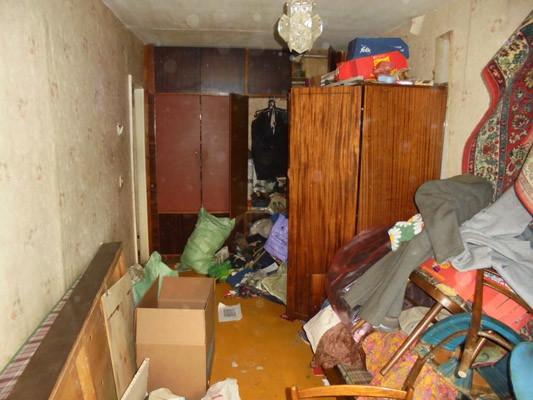 строительный мусор из квартиры